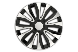 Avalone wheel cover set 15 inch - Radkappensatz 15 Zoll - wieldoppenset 15 inch - Jeu d'enjoliveurs 15 pouces (WHC048-15)
