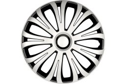 Avera wheel cover set 15 inch - Radkappensatz 15 Zoll - wieldoppenset 15 inch - Jeu d'enjoliveurs 15 pouces (WHC078-15)