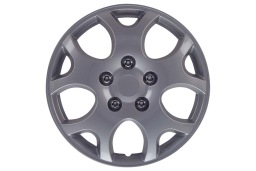 Nebraska wheel cover set 14 inch - Radkappensatz 14 Zoll - wieldoppenset 14 inch - Jeu d'enjoliveurs 14 pouces (WHC091-14)