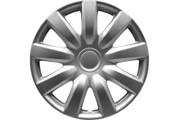 Alabama wheel cover set 13 inch - Radkappensatz 13 Zoll - wieldoppenset 13 inch - Jeu d'enjoliveurs 13 pouces (WHC114-13)