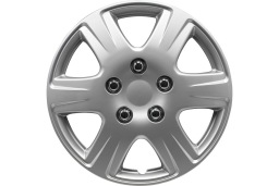 Louisiana wheel cover set 13 inch - Radkappensatz 13 Zoll - wieldoppenset 13 inch - Jeu d'enjoliveurs 13 pouces (WHC121-13)