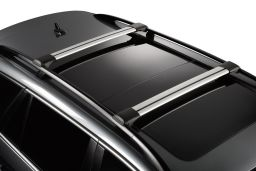Whispbar Rail Bar roof rack bars set (4)