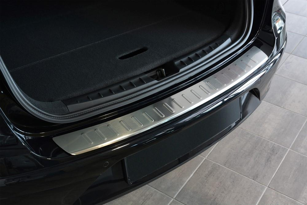 For Seat Altea XL 5P Bumper Stainless Steel Edge Chrome Stainless