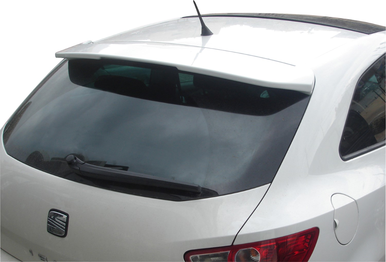 Dodatkowe Seat Ibiza (6J) roof spoiler | Car Parts Expert VS05