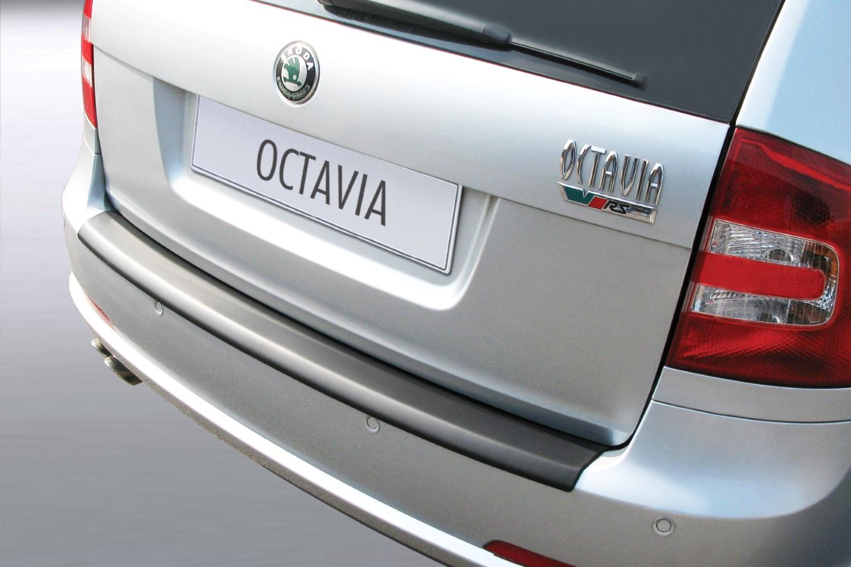 Bumper Protector Skoda Octavia Ii Vrs Combi 1z Silver Car Parts Expert