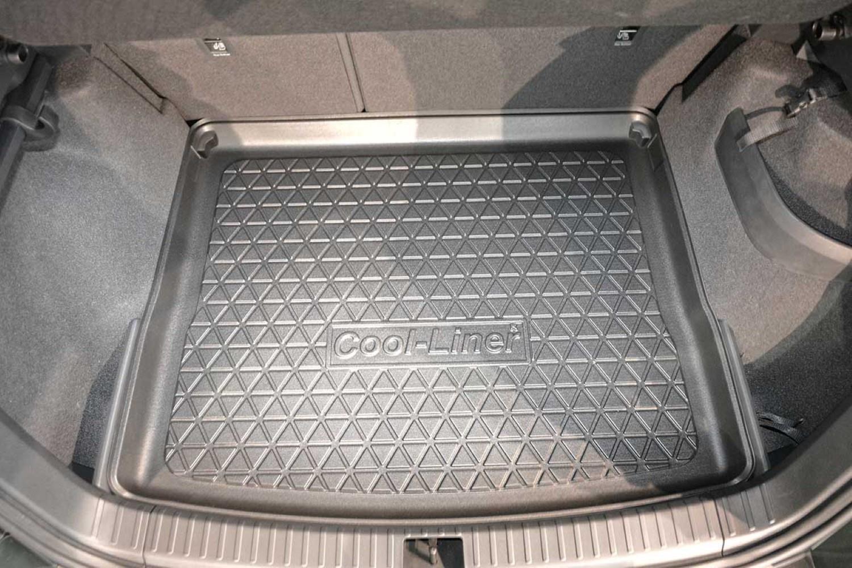 Gummi Kofferraumwanne Anti-Rutsch für SKODA KAROQ SUV 2017-heute
