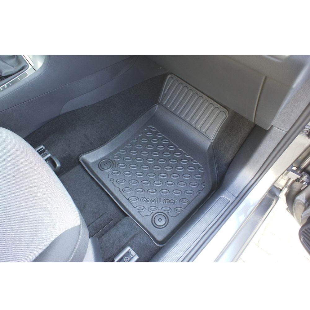 skoda octavia iii 5e tapis auto caoutchouc car parts expert. Black Bedroom Furniture Sets. Home Design Ideas