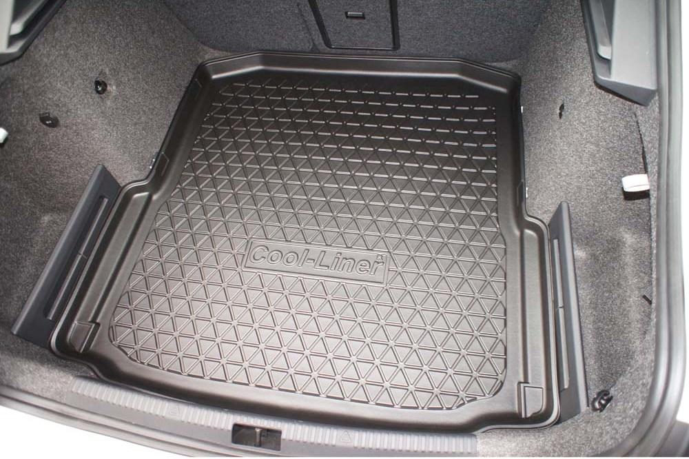 skoda octavia iii 5e tapis de coffre car parts expert. Black Bedroom Furniture Sets. Home Design Ideas