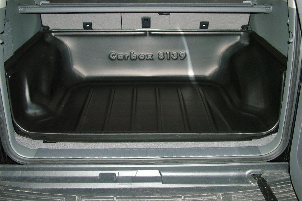 Auto-Fußmatten Classic anthrazit für Toyota Land Cruiser J12 2002-2009
