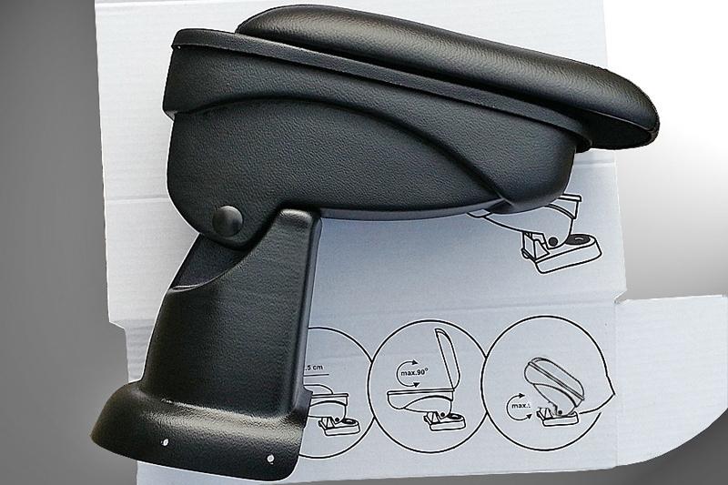 toyota yaris ii armsteun slider car parts expert. Black Bedroom Furniture Sets. Home Design Ideas