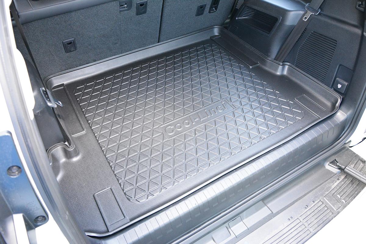Kofferraumwanne mit Anti-Rutsch passend f/ür Toyota Land Cruiser 150 J15 5-Sitzer 2009