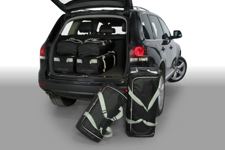 Car-Bags Volkswagen Tiguan (5N) 2007-2015 Car-Bags Set De Sacs De Voyage (plancher Du Coffre Bas) V11001S UBEflR