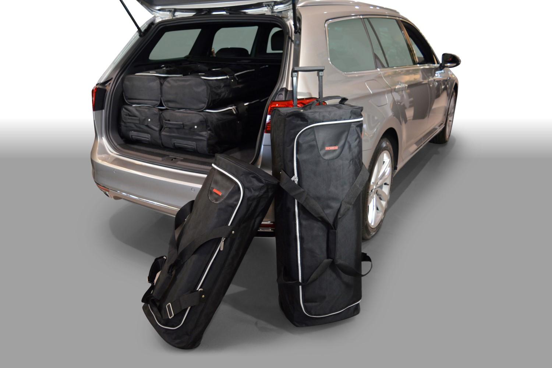 Car-Bags Volkswagen Tiguan (5N) 2007-2015 Car-Bags Set De Sacs De Voyage (plancher Du Coffre Bas) V11001S PzL8H6xAkz