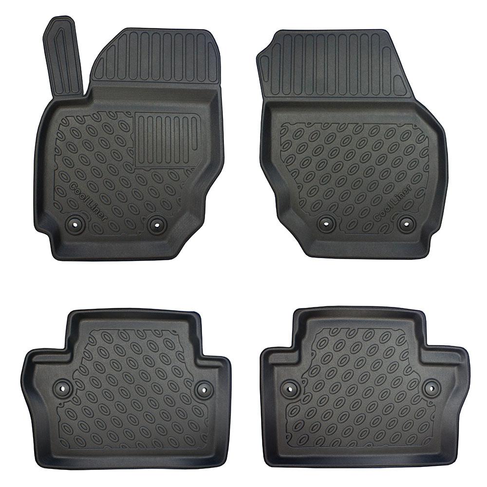 Floor mats volvo xc70 - Volvo V70 Xc70 P24 2007 2016 Wagon Foot Mat Set Pe