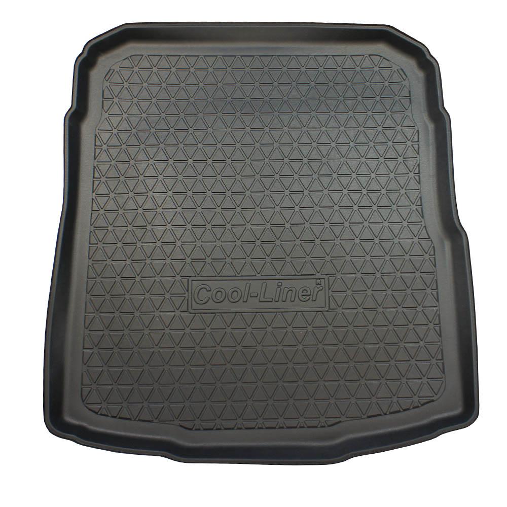 Rubber floor mats vw passat - Lower Boot