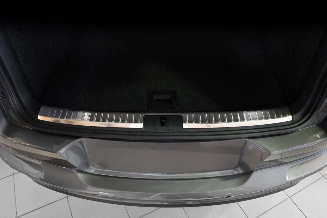 Intérieur en Acier Inoxydable Seuil pour VW TIGUAN 1 5n Année de construction 2007-2015