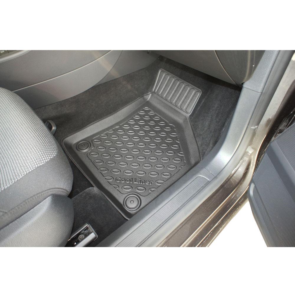 Rubber floor mats vw passat - Volkswagen