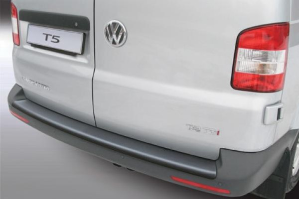 Protection ABS carbone design pour pare-chocs pour vw t5 2003