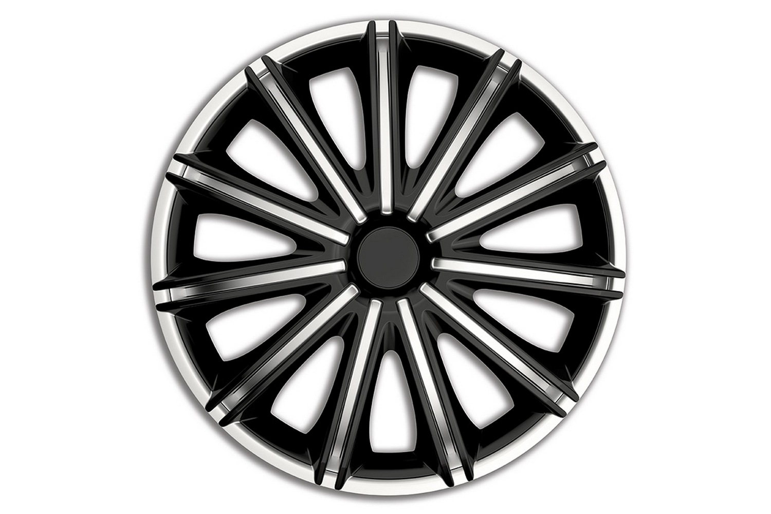 Wheel Cover Set Nero 16 Inch 4 Pcs Car Parts Expert