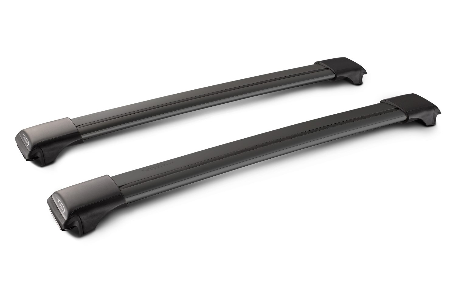 Dakdragers Mercedes-Benz E-Klasse estate (S212) 2009-2016 wagon Yakima Whispbar Rail Bar zwart
