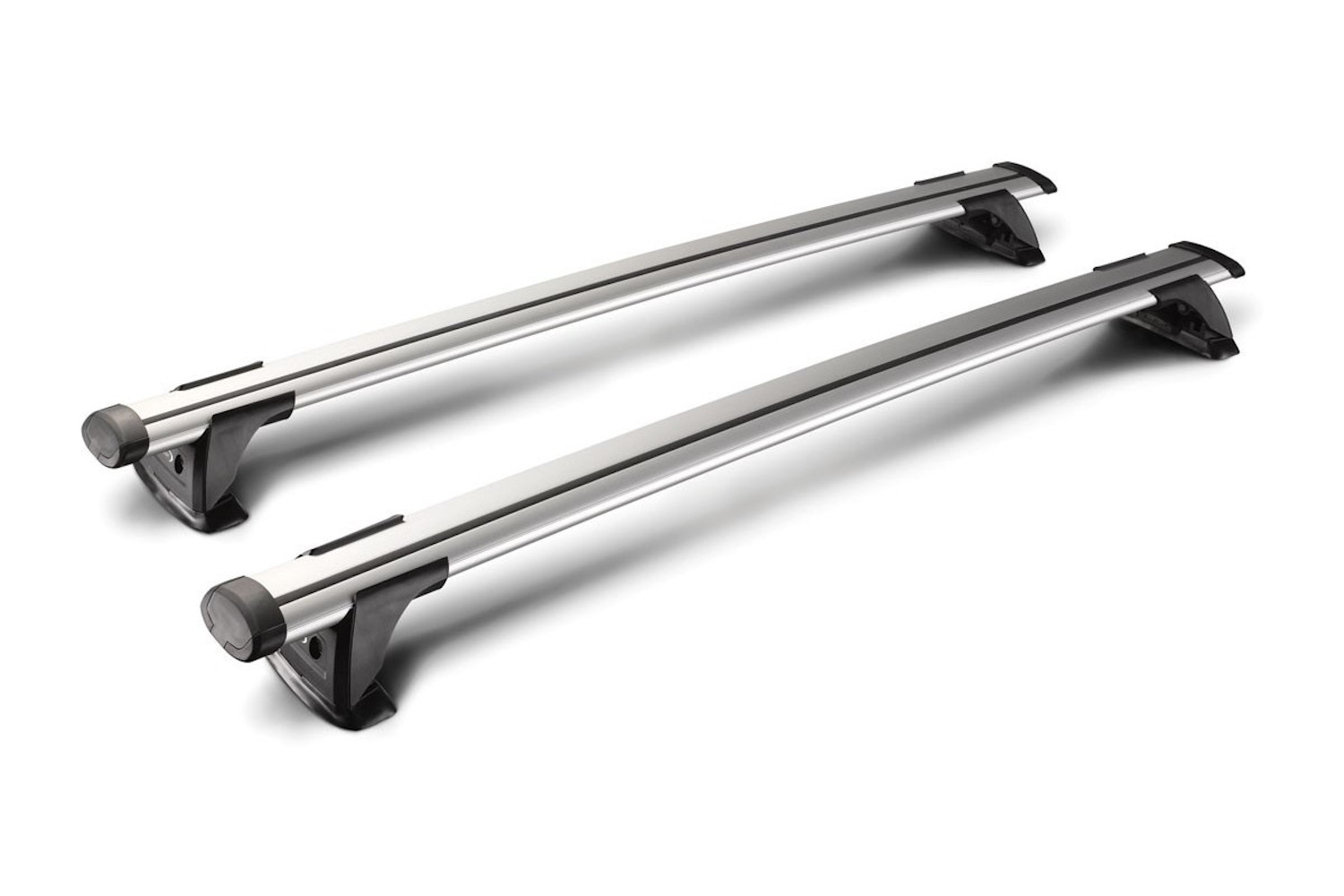 Whispbar Through Bar roof rack bars set / Dachträger / Relingträger Satz / dakdragers set / jeu de barres de toit